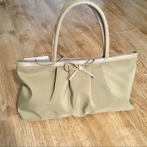 TOUCH Handbag in Taupe
